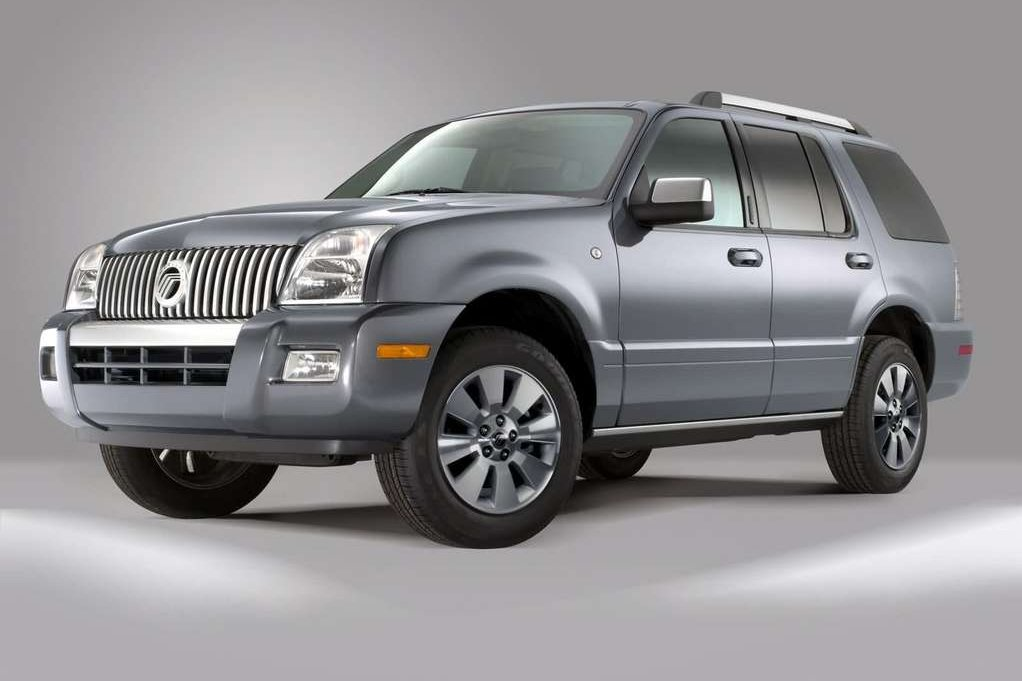 Mercury Mountaineer: 10 фото