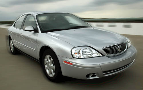 Mercury Sable: 1 фото