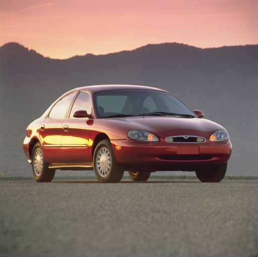 Mercury Sable: 2 фото