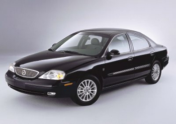 Mercury Sable: 3 фото