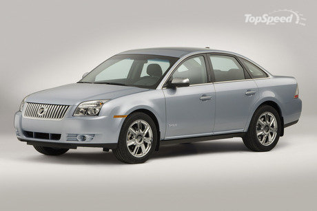 Mercury Sable: 9 фото