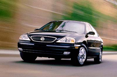 Mercury Sable: 10 фото