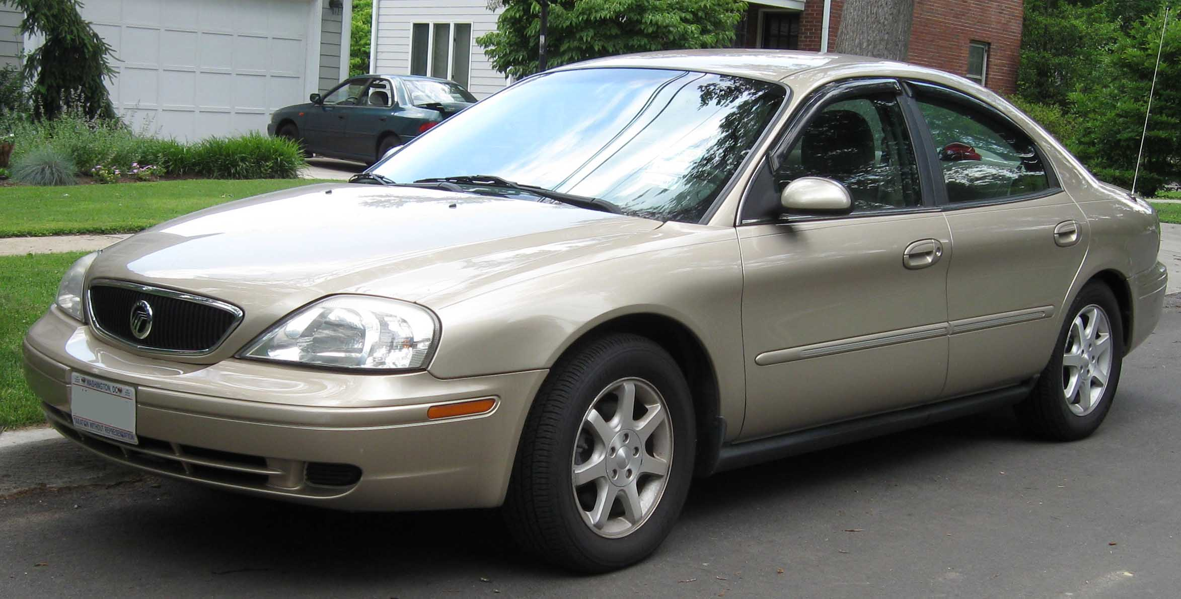 Mercury Sable: 11 фото