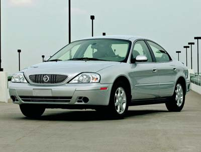 Mercury Sable: 12 фото