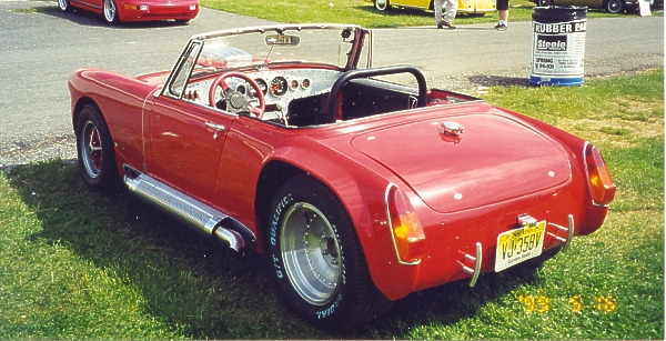 Mg midget models photo 838