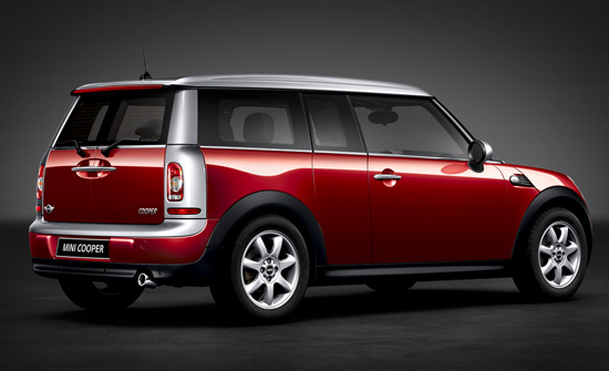 mini cooper clubman 11. Black Bedroom Furniture Sets. Home Design Ideas