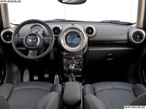 MINI Countryman: 11 фото
