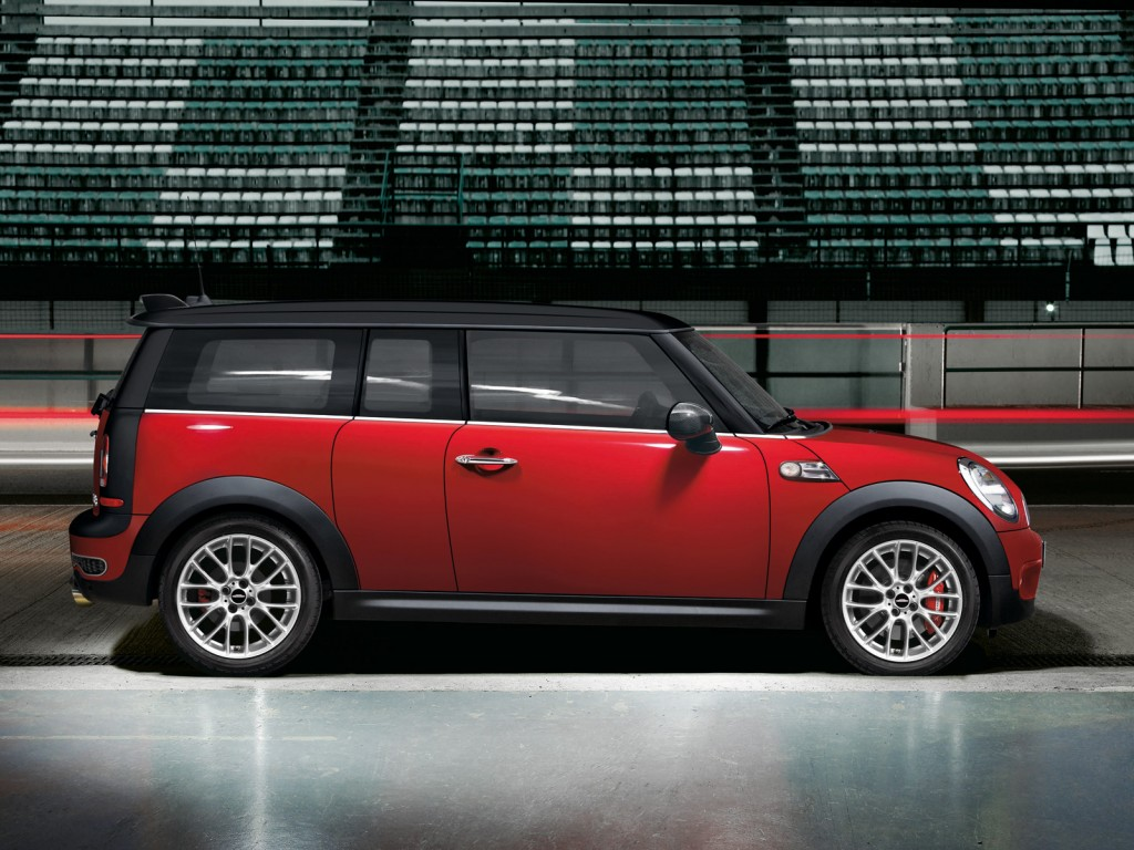MINI John Cooper Works Clubman: 01 фото