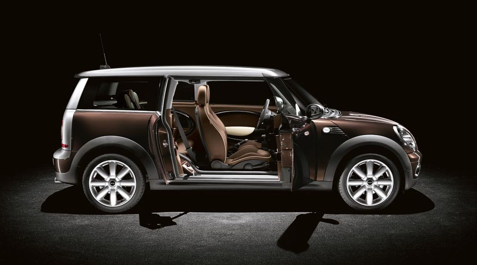 MINI John Cooper Works Clubman: 02 фото