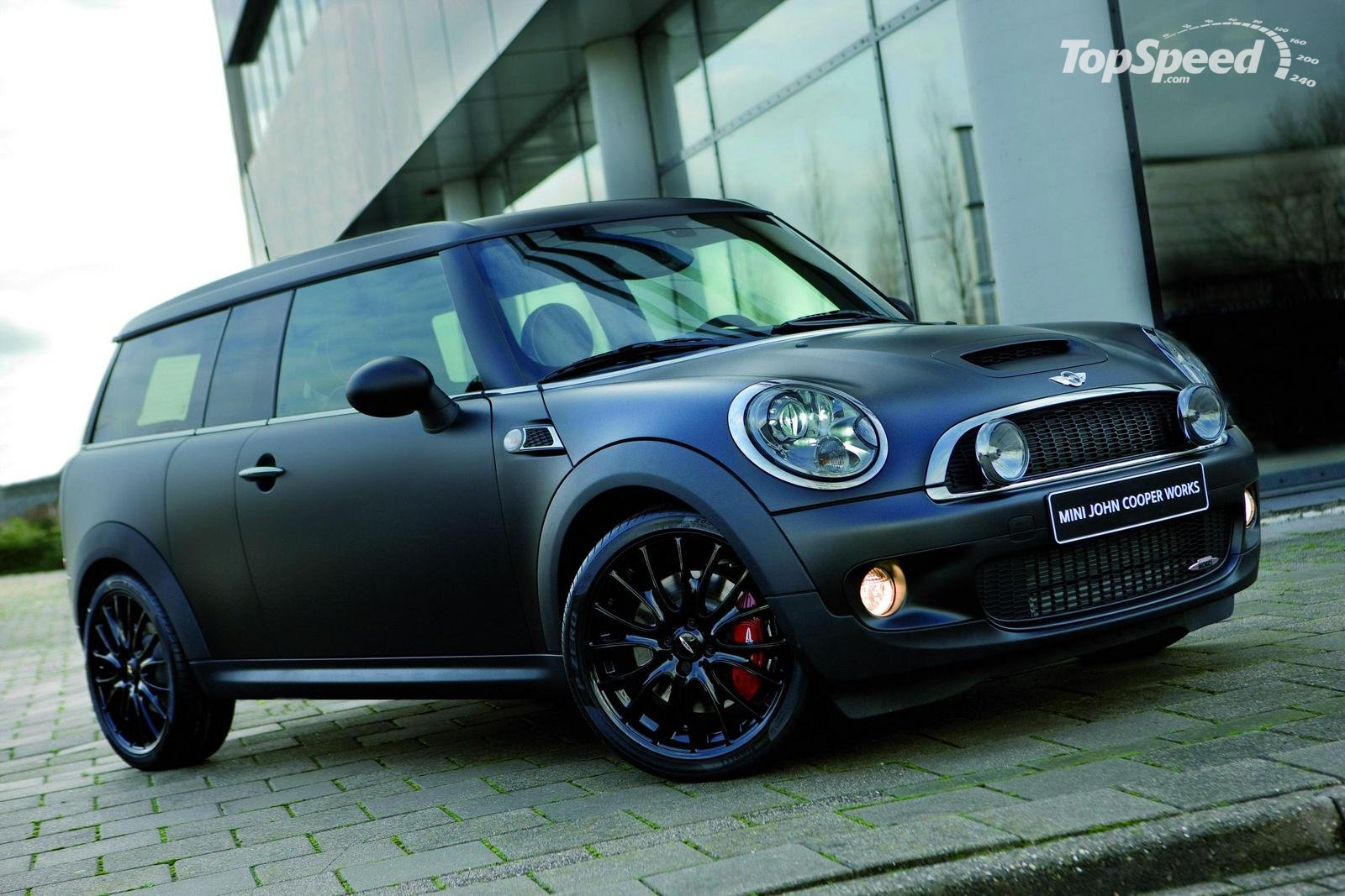 MINI John Cooper Works Clubman: 03 фото