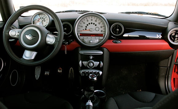 MINI John Cooper Works Clubman: 05 фото