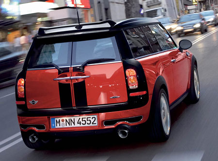 MINI John Cooper Works Clubman: 06 фото