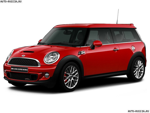 MINI John Cooper Works Clubman: 07 фото