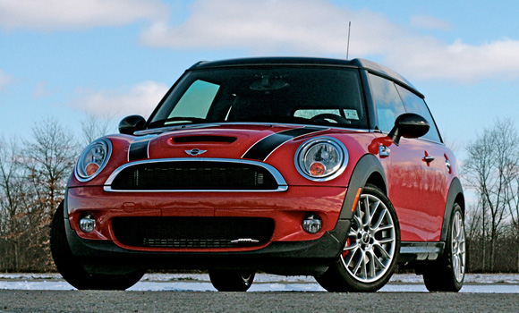 MINI John Cooper Works Clubman: 10 фото