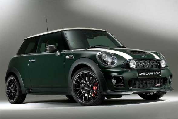 MINI John Cooper Works Clubman: 11 фото