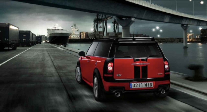 MINI John Cooper Works Clubman: 12 фото