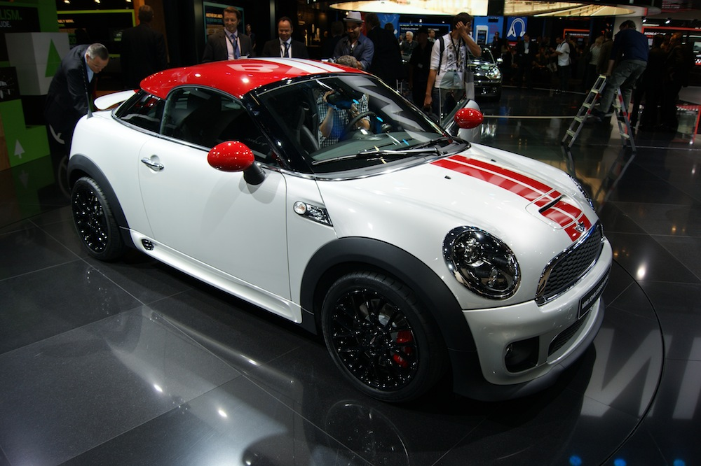 MINI John Cooper Works Coupe: 02 фото