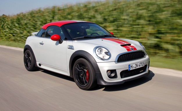 MINI John Cooper Works Coupe: 5 фото