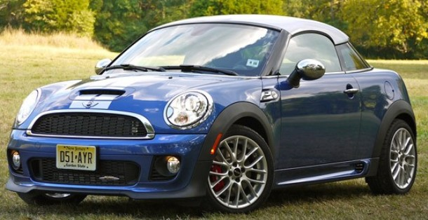 MINI John Cooper Works Coupe: 6 фото