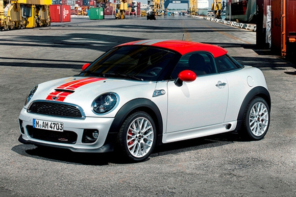 MINI John Cooper Works Coupe: 8 фото