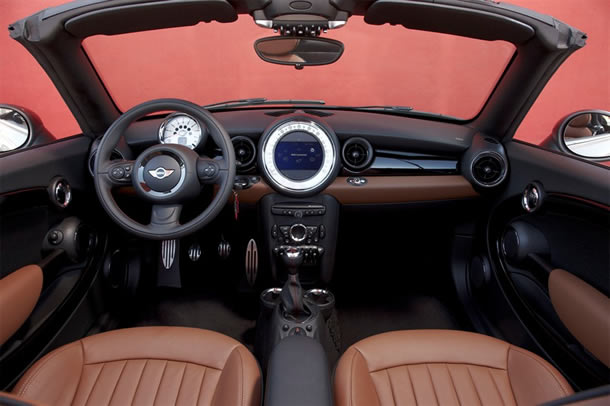 MINI John Cooper Works Coupe: 09 фото