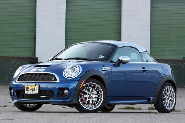 MINI John Cooper Works Coupe: 10 фото