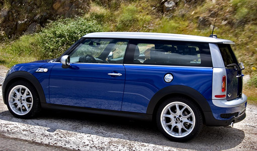 MINI One Clubman: 2 фото