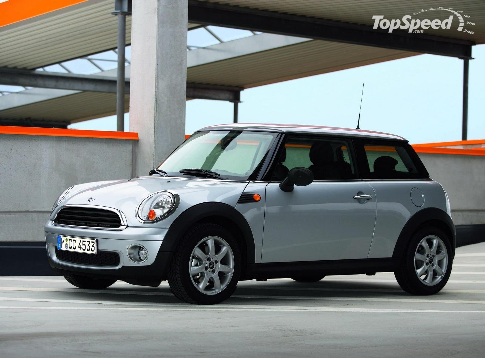 MINI One Clubman: 3 фото