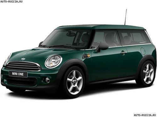 MINI One Clubman: 4 фото