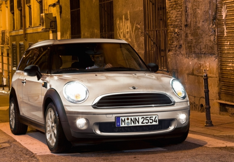 MINI One Clubman: 5 фото