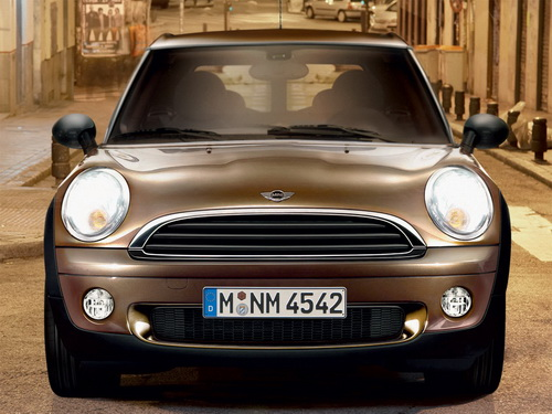 MINI One Clubman: 8 фото