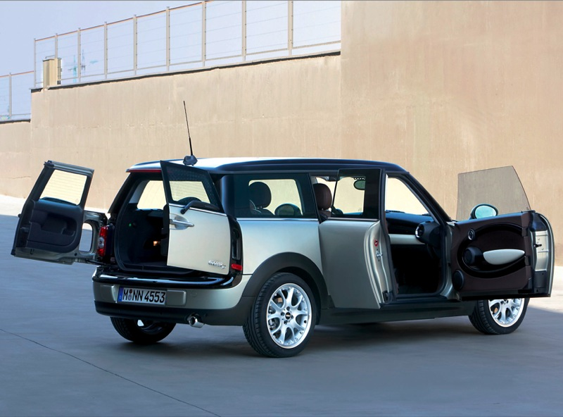 MINI One Clubman: 11 фото