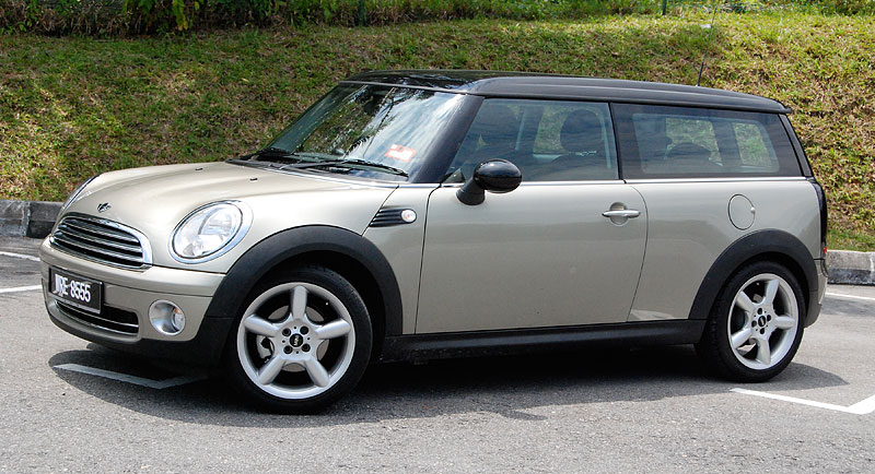 MINI One Clubman: 12 фото