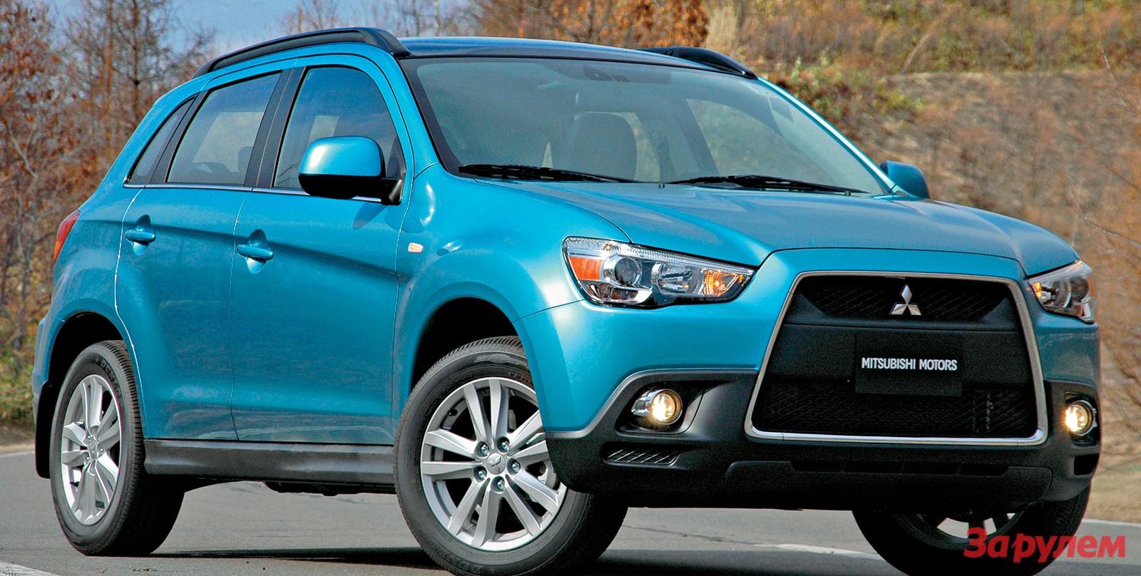 Mitsubishi Asx 12 фото
