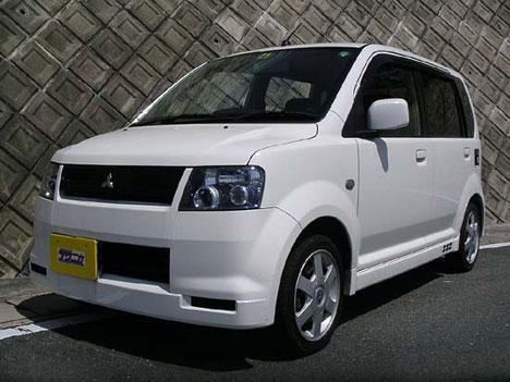 mitsubishi ek-wagon новый