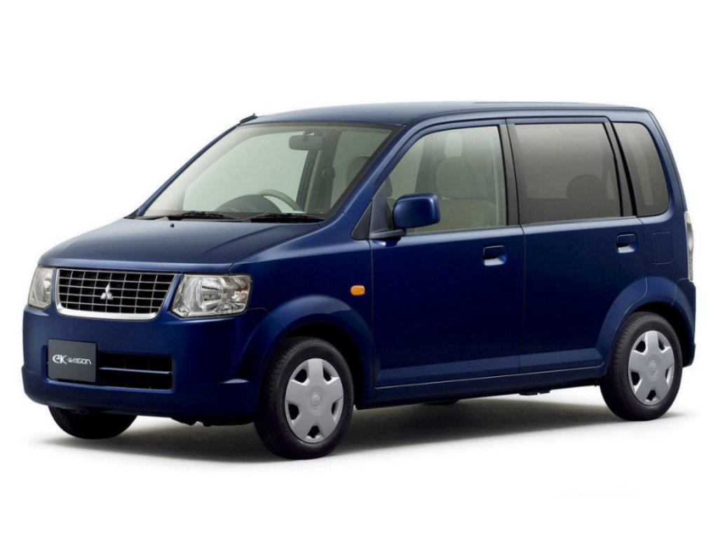 Mitsubishi EK Wagon: 10 фото…