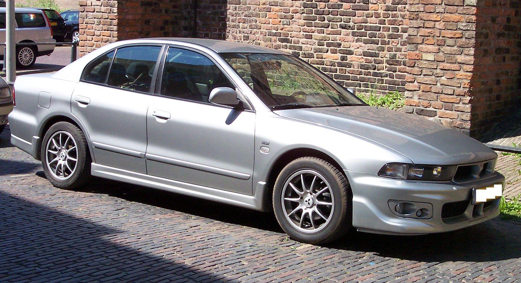 Mitsubishi galant full model change 2013
