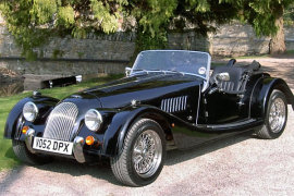 Morgan Plus 4 - 270 x 180, 07 из 15