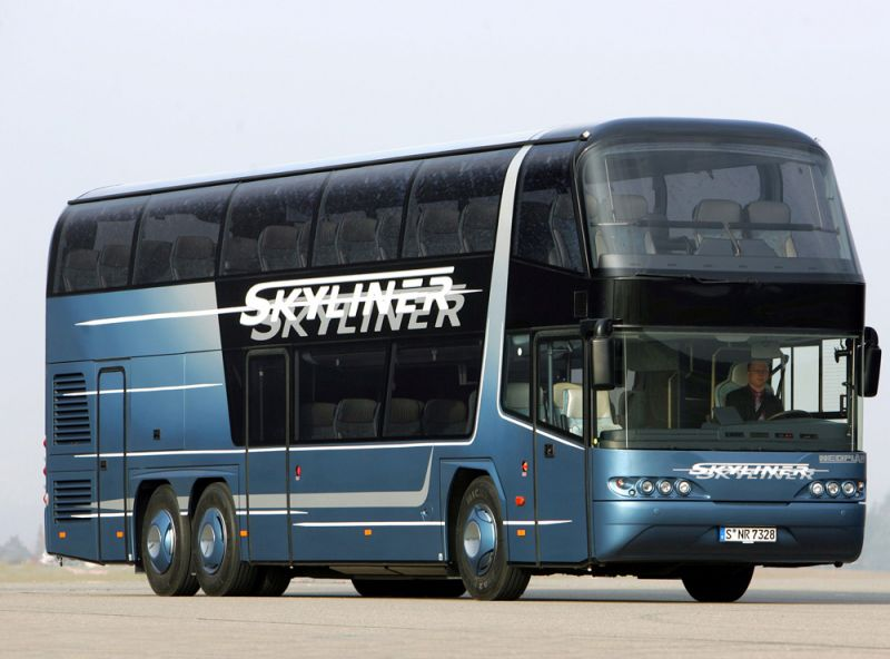 Neoplan Starliner: 10 фото