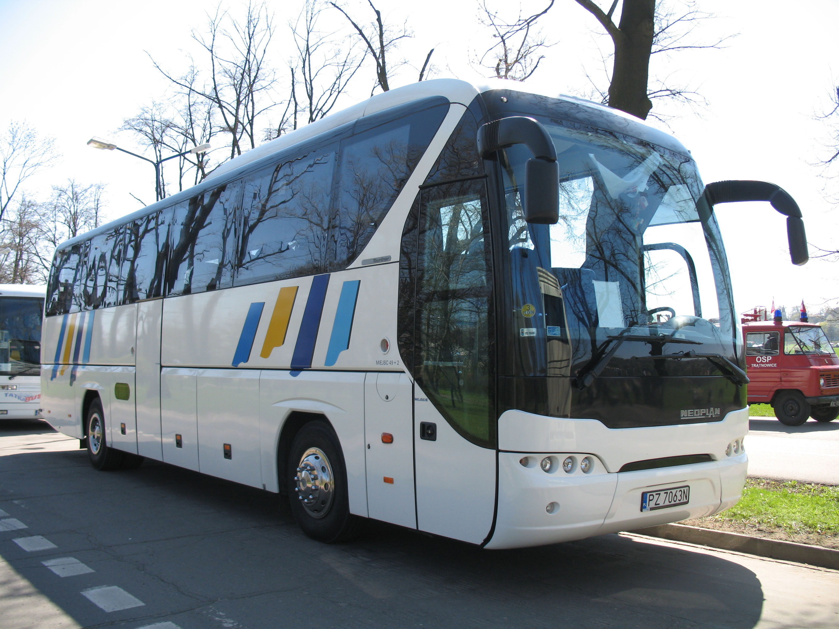 Neoplan Tourliner: 03 фото