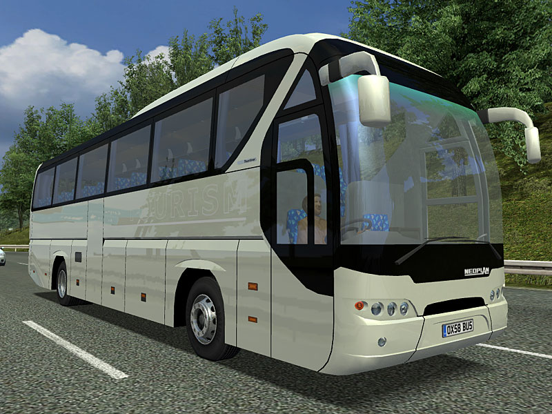 Neoplan Tourliner: 10 фото