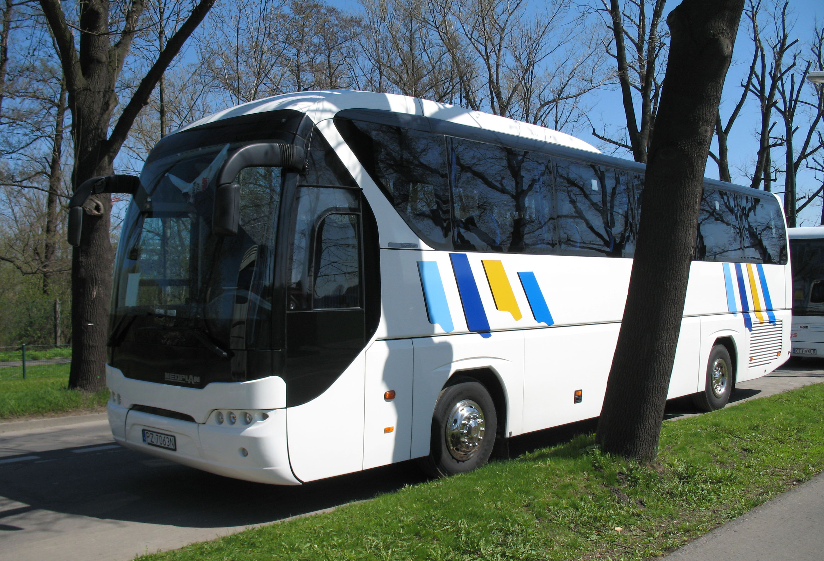 Neoplan Tourliner: 11 фото
