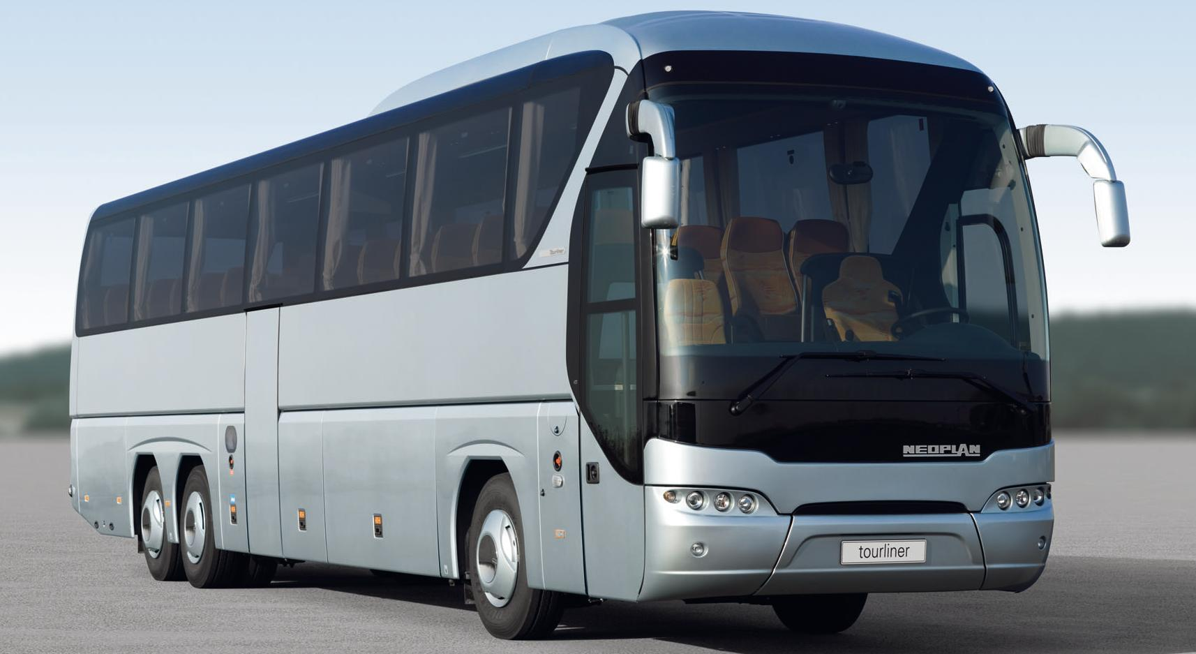Neoplan Tourliner: 12 фото