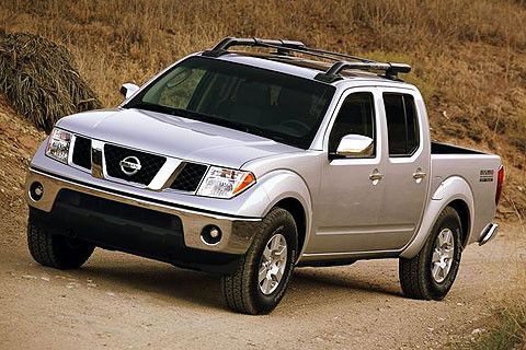 Nissan Frontier I: 02 фото