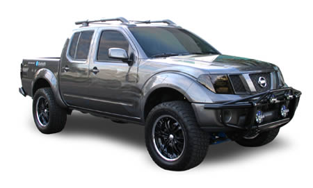 Nissan Frontier I: 3 фото