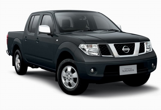 Nissan Frontier I: 8 фото