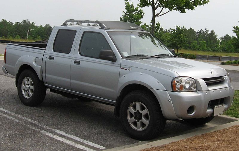 Nissan Frontier: 01 фото