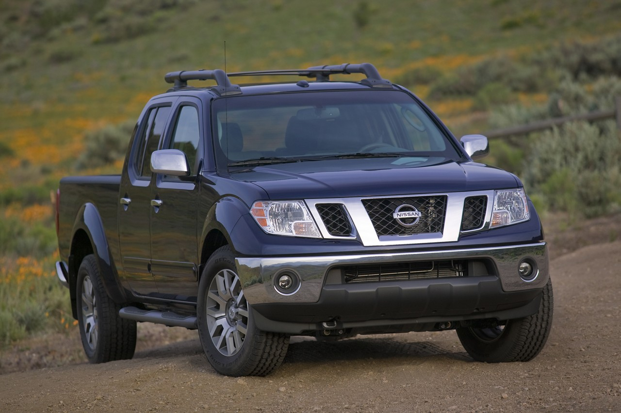 Nissan Frontier: 4 фото