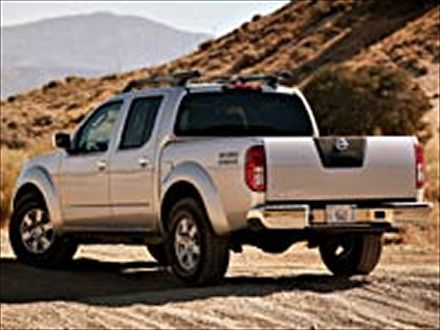 Nissan Frontier: 5 фото