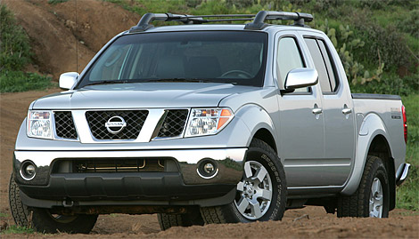 Nissan Frontier: 06 фото